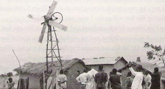 Rüzgarı Kullanan Adam