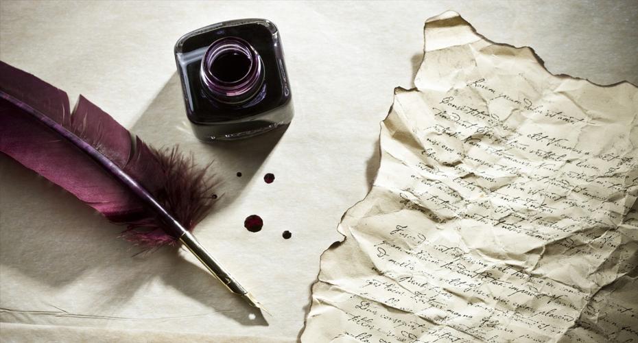 eski mektup ile ilgili görsel sonucu